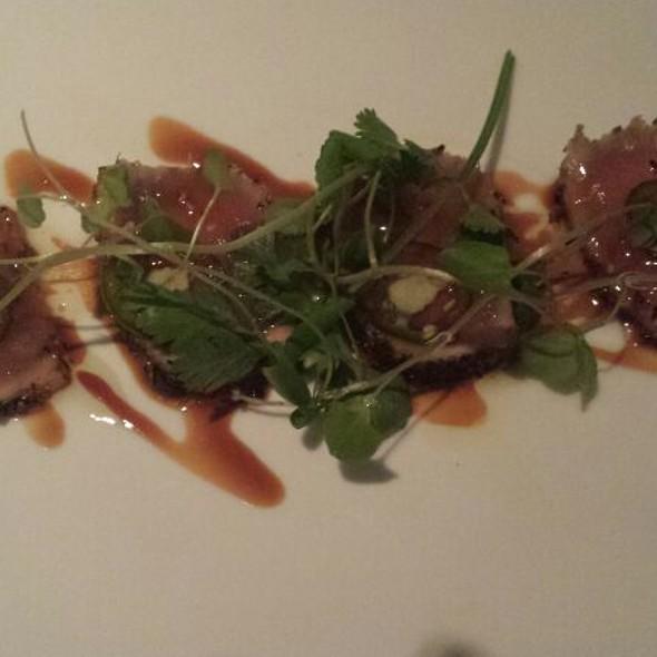 Ahi Seared Tuna