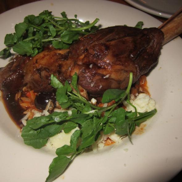 Braised Lamb Shank Yiouvets - Snack Taverna, New York, NY