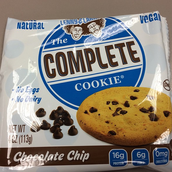 The Complete Cookie - Chocolate Chip @ The Vitamin Shoppe