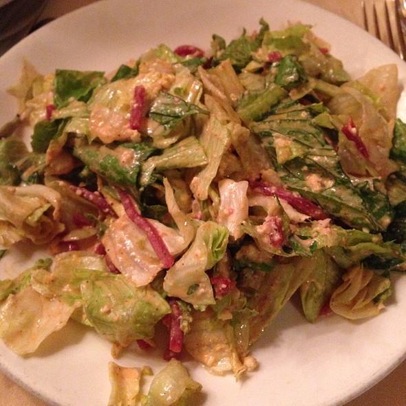 House Salad @ House of Prime Rib