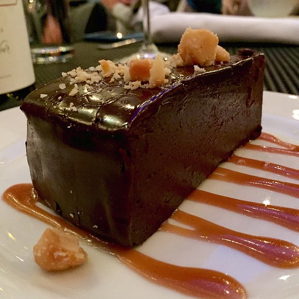 Decadent Chocolate Cake - The Peasant & The Pear, Danville, CA