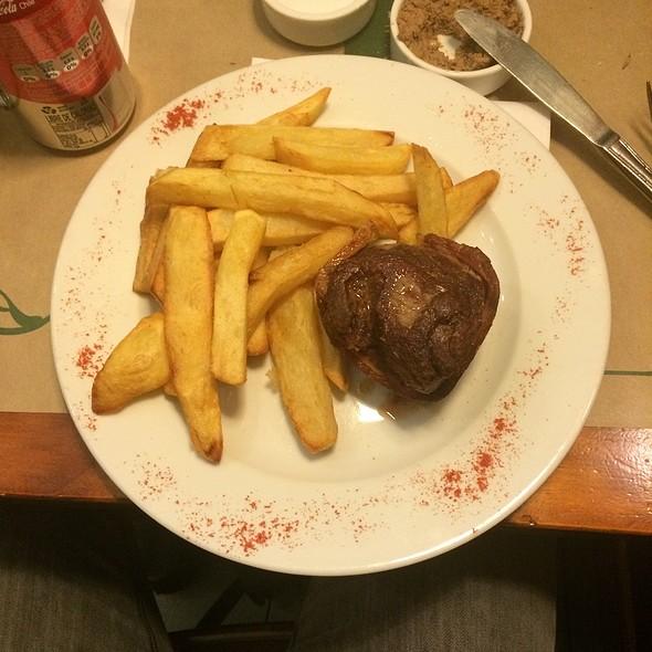 Filete Envuelto En Panceta