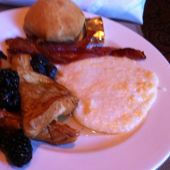 Breakfast Buffet Selections - Augustino's at the Augusta Marriott, Augusta, GA
