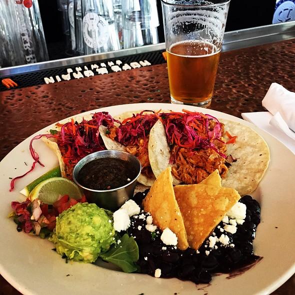 Pork Belly Tacos @ Austin Ale House
