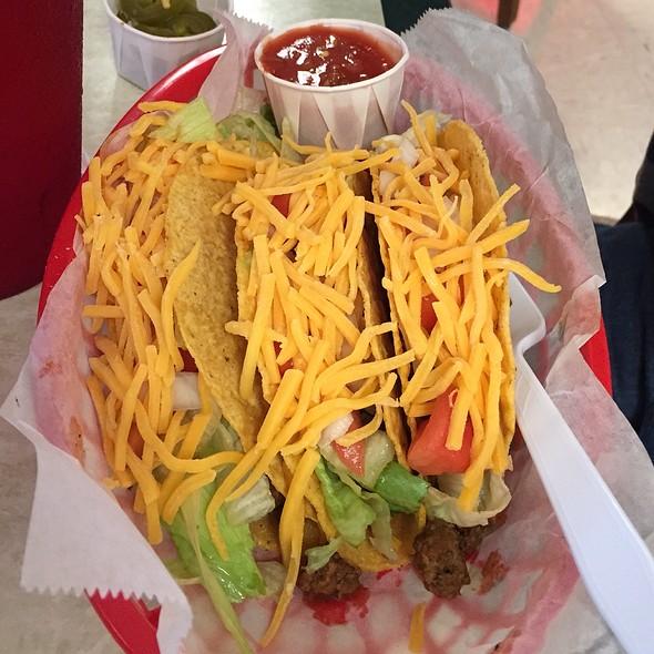 Tacos @ Bracken Cafe