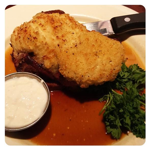 Horseradish Crusted Filet - Wildfire - Schaumburg, Schaumburg, IL