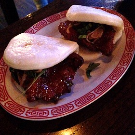 Chicken Bao Buns