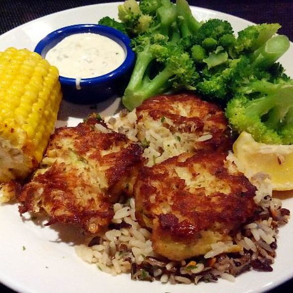 Southern Crab Cakes Red Lobster