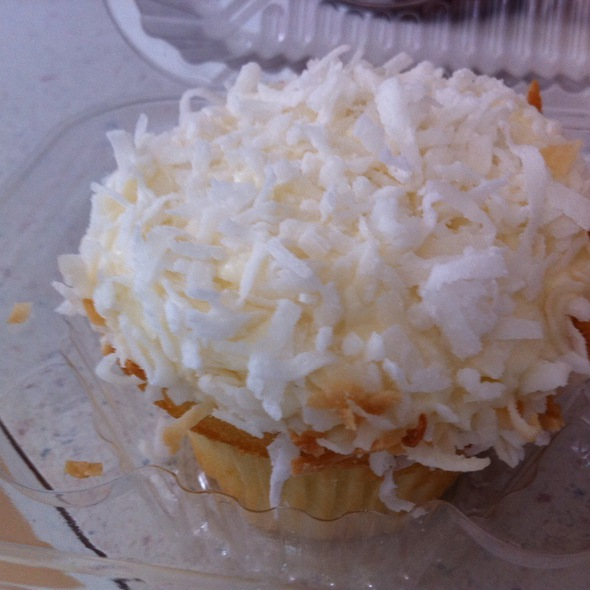 Island Dream Cupcake @ Bliss & Co. Cupcakes