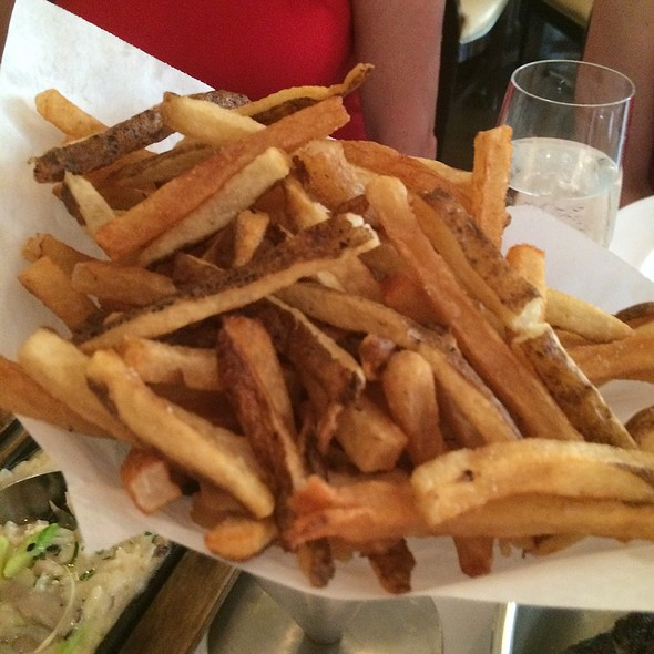 French Fries - Old Hickory Steakhouse, National Harbor, MD
