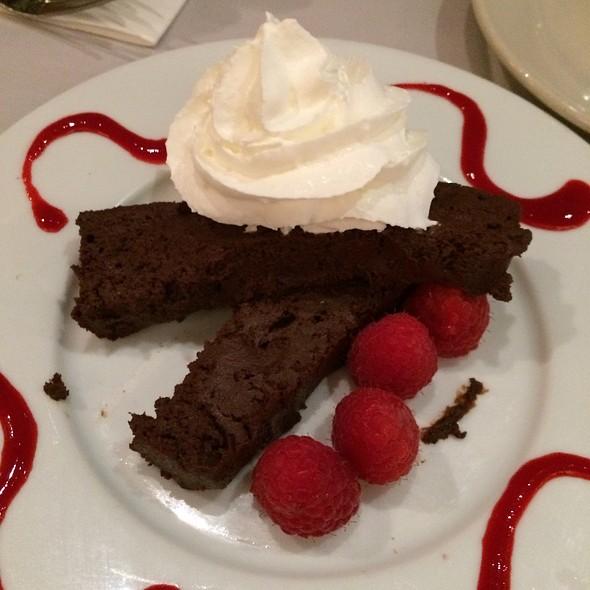 Chocolate Ganache Torte