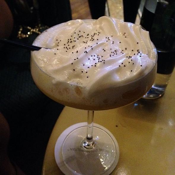 The Chandelier Bar at The Cosmopolitan of Las Vegas Menu - Las ...