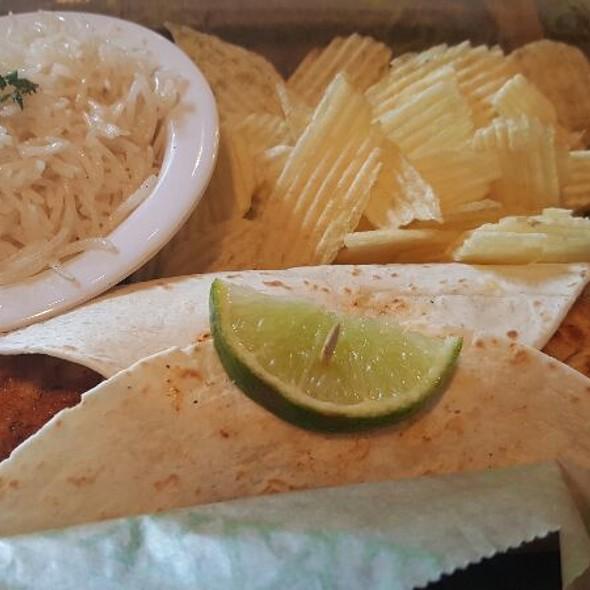 Taziki's Taco (Tilapia)