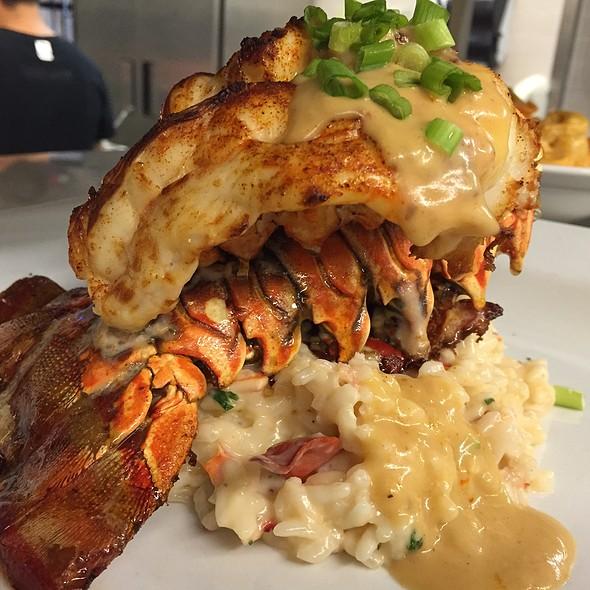 Lobster Risotto - Gusto Grill, East Brunswick, NJ