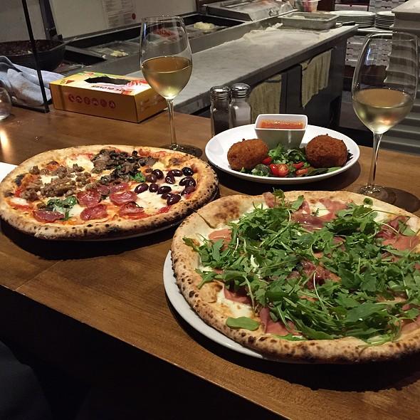 Arancini @ ' Pomo Pizzeria Napoletana