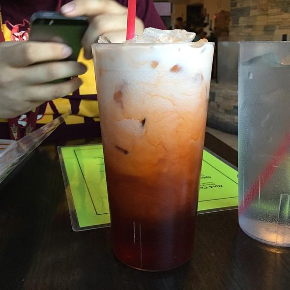 Thai Tea @ Thai House