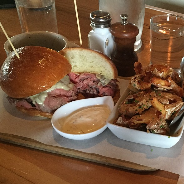 French Dip @ Salty Sow