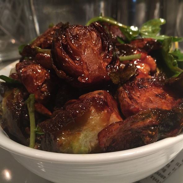 Sweet & Spicy Brussel Sprouts - Best Girl, Los Angeles, CA