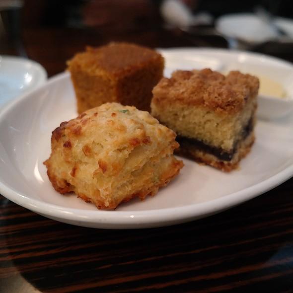 Assorted Pastries @ Twenty Five Lusk