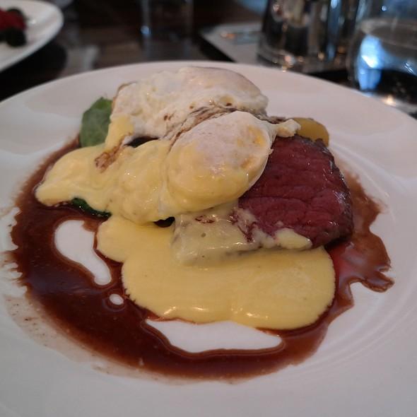 Steak and Eggs @ Twenty Five Lusk