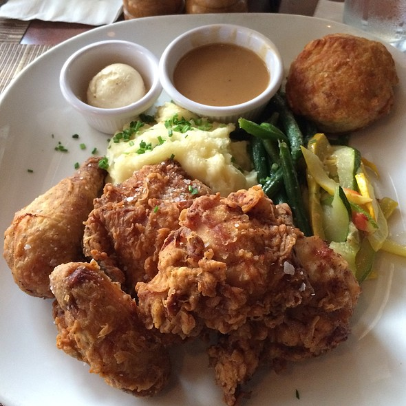 Southern Fried Amish Chicken
