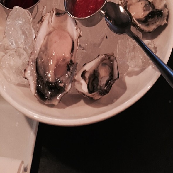 Oysters @ Shell Shock Restaurant