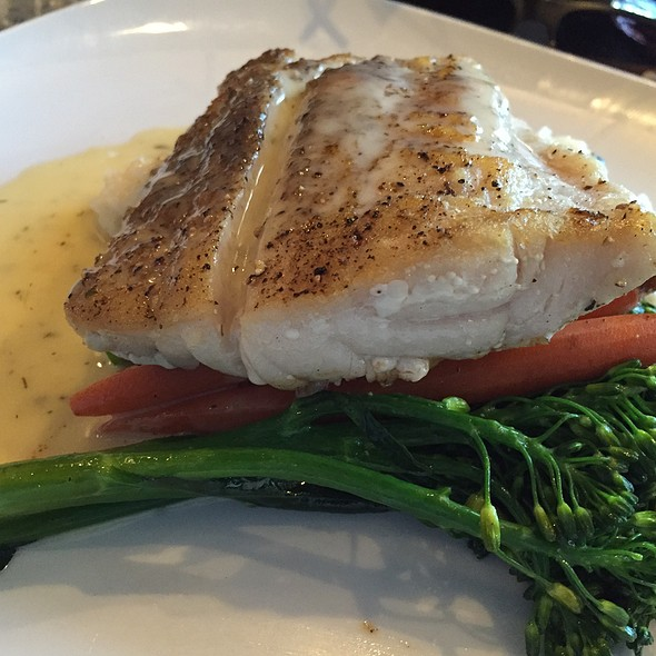 Fish - Baci Bistro and Bar, Pleasanton, CA