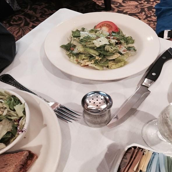 Salad @ Bob's Steak & Chophouse