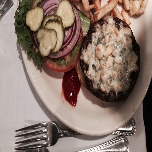 Hamburger @ Bob's Steak & Chophouse
