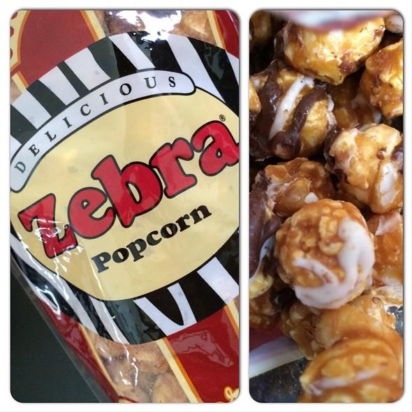 Zebra Popcorn @ Longs Drugs