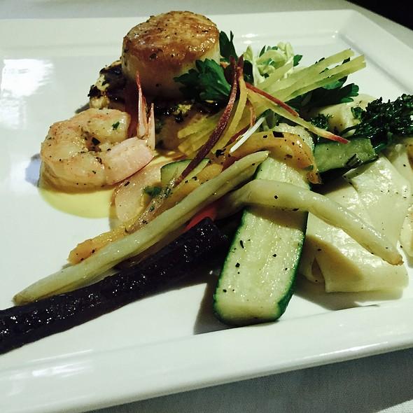 Seafood Trio - Il Cielo - Sanibel, Sanibel, FL
