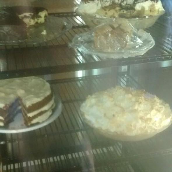 Pies @ Grumpy's