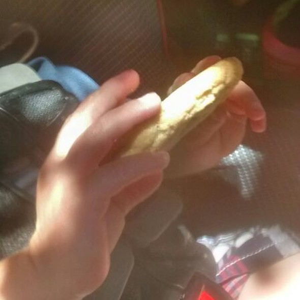 Peanut Butter Cookie @ Grumpy's