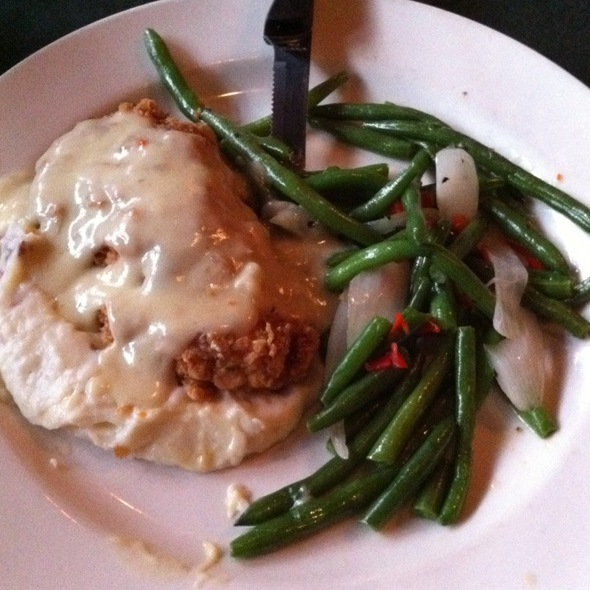 Chicken Fried Chicken @ Big River Grille & Brewing Works