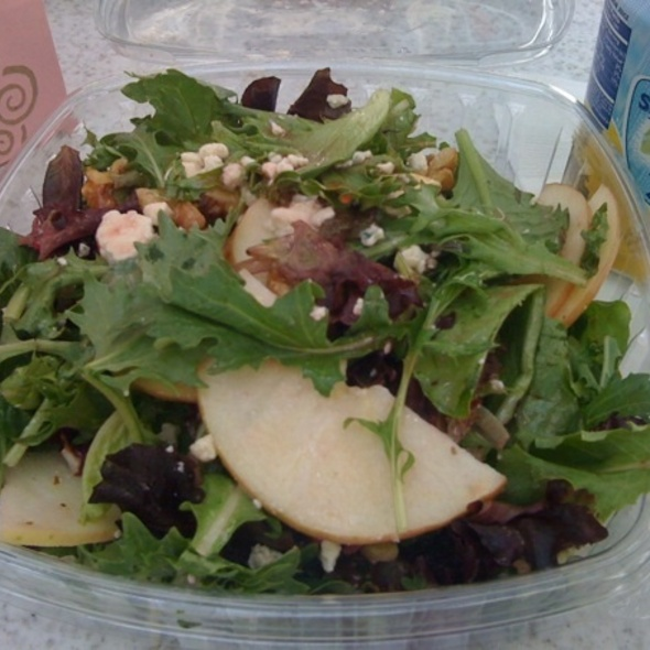 Salad @ Boudin Sourdough Bakery & Cafe