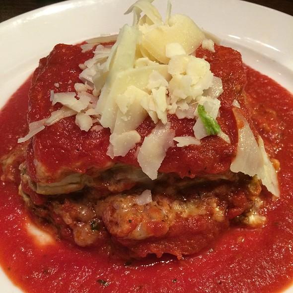 lasagna - Kora restaurant - bar - lounge, Arlington, VA