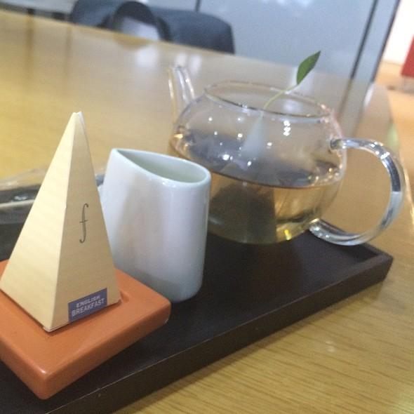 Fancy Tea @ In My Office