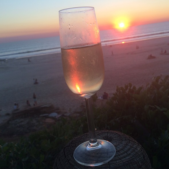 Bollinger @ Cable Beach