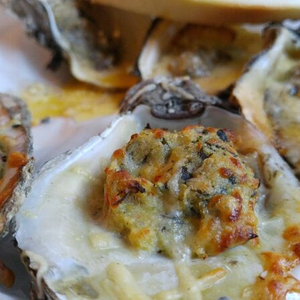 Oyster Duo  @ Royal House Oyster Bar