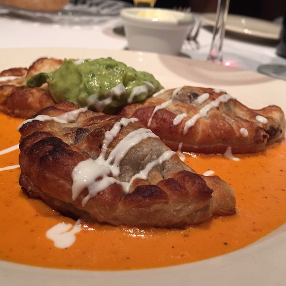 Beef Empanadas @ Carol's Creek Cafe
