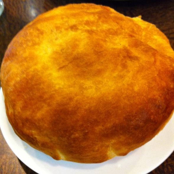 Puff Pastry Mushroom Creamsoup