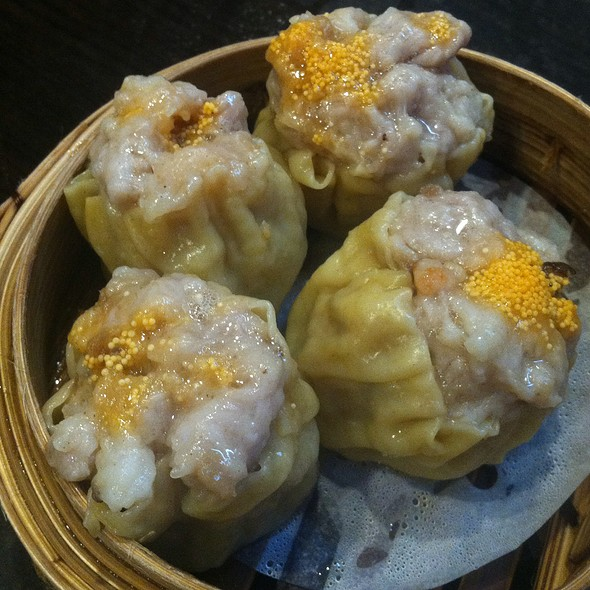 siu mai @ King Wah Restaurant