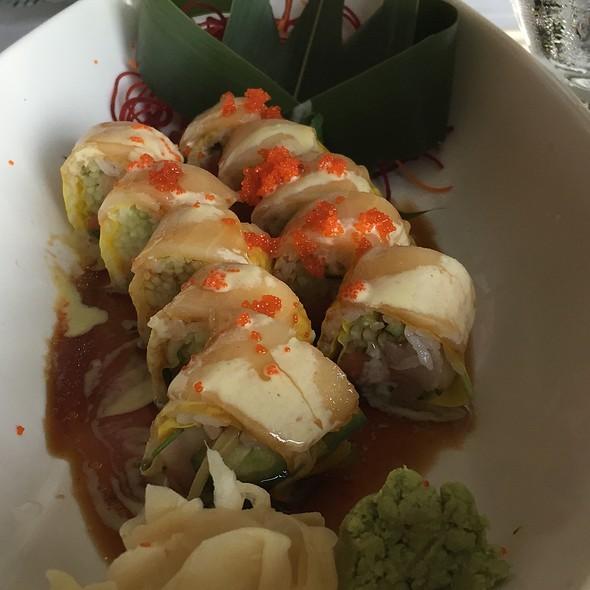 The White Diamond - Imperial Koi Asian Bistro Sushi Bar, Greensboro, NC
