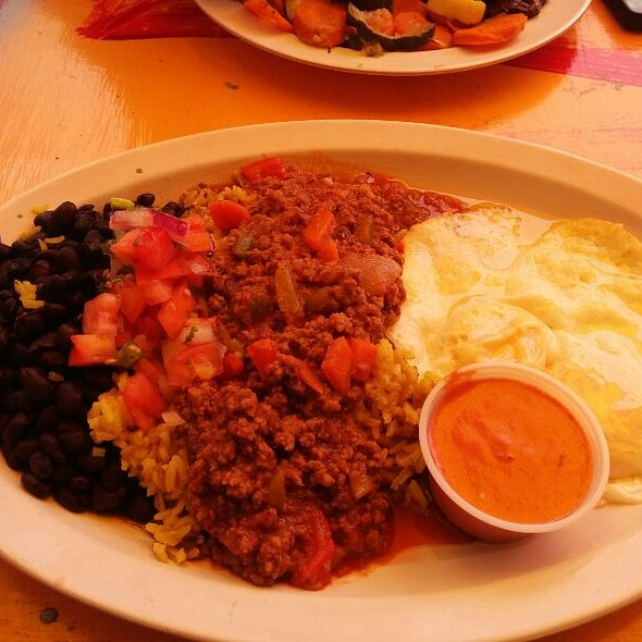 Picadillo @ Primo Patio Cafe