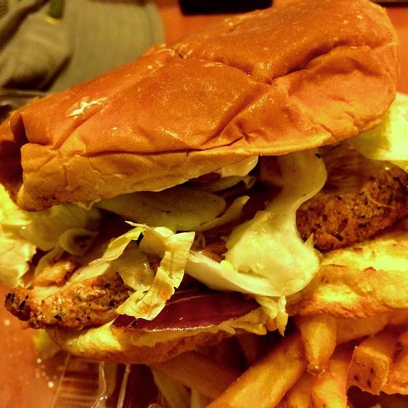 The Parker Burger
