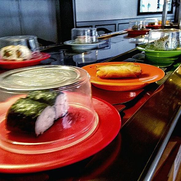 Running Sushi @ Kyoto