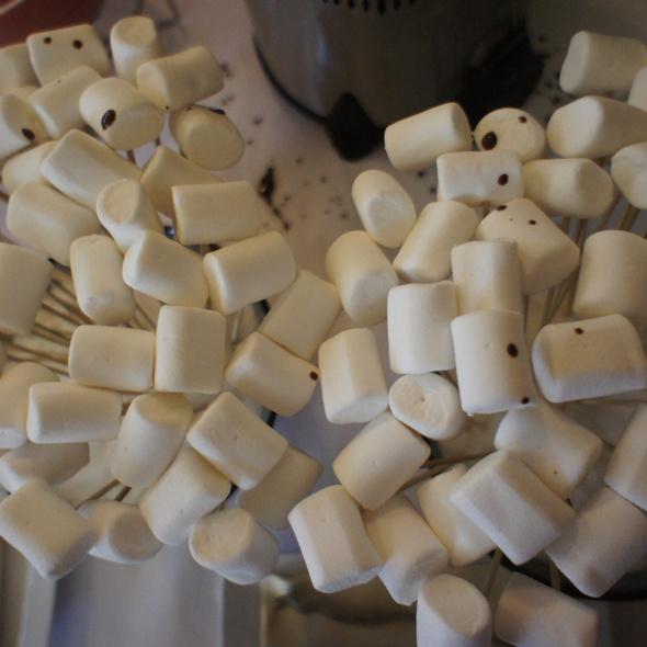 Marshmallows @ LêLê nhà hàng