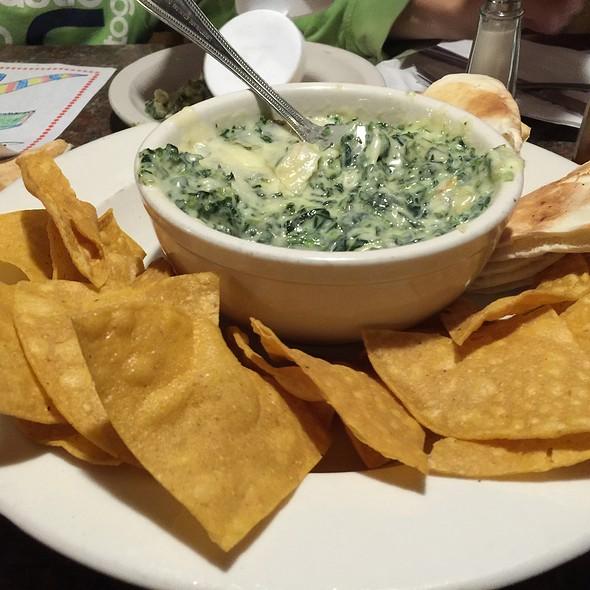 Spinach & Artichoke Dip @ Newtowne Grille
