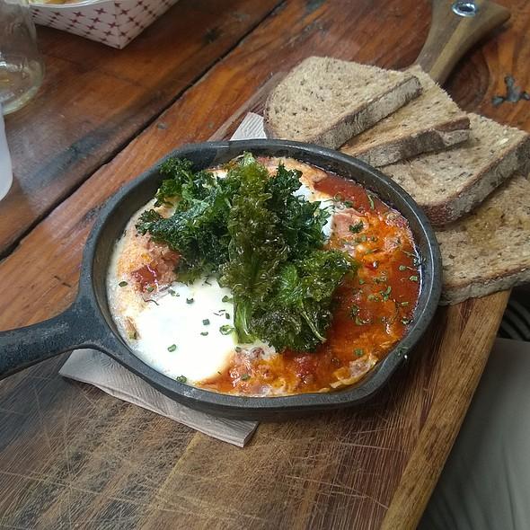 Eggs Casserole @ Radegast Hall & Beer Garden