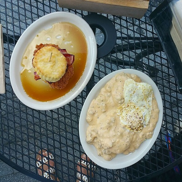 Sticky Maple  @ Maple Street Biscuit Company